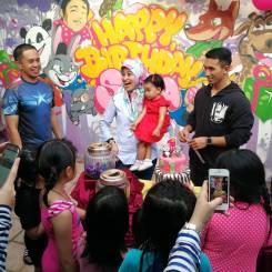 Happy Birthday, Happy Wall, Happy Family